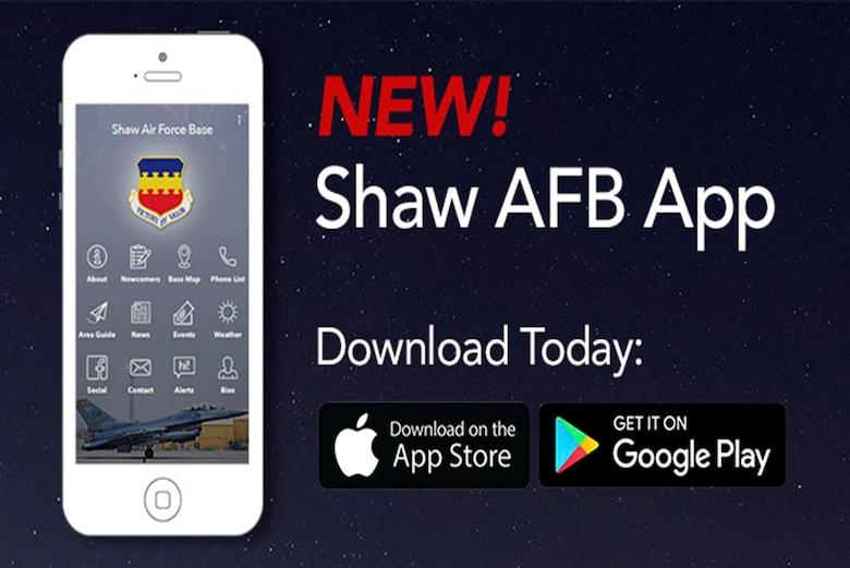 Shaw AFB App
