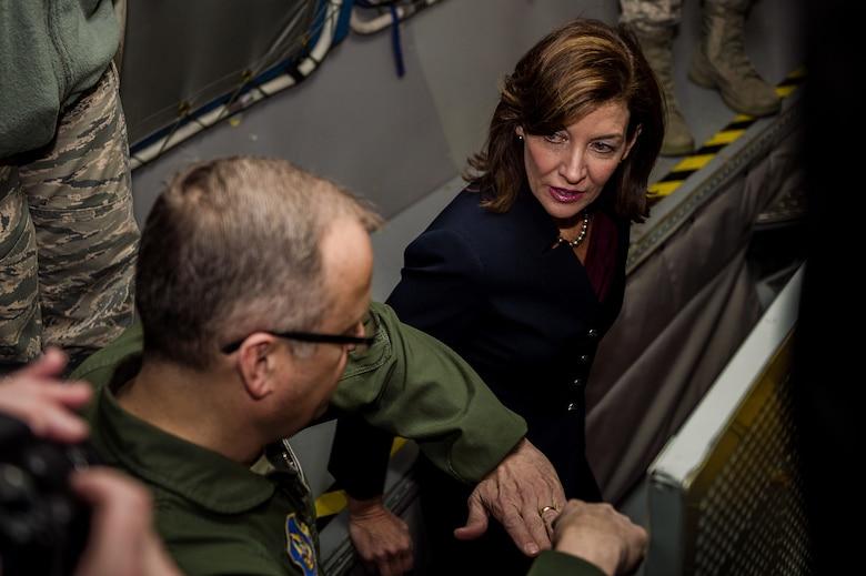 KC-135R Stratotankers Return to Niagara Falls
