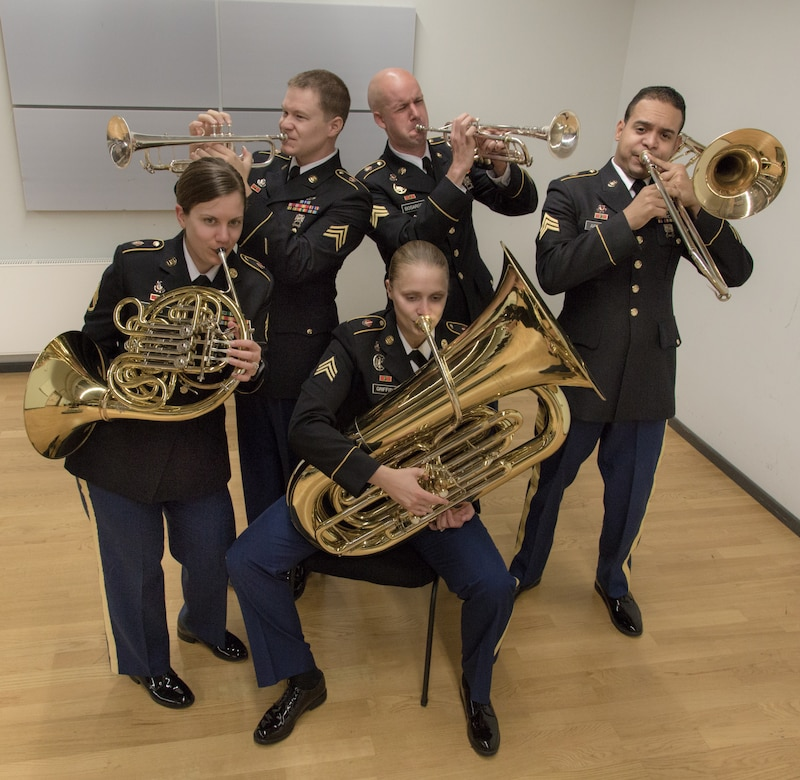 USAREUR Band Brass Quintet
