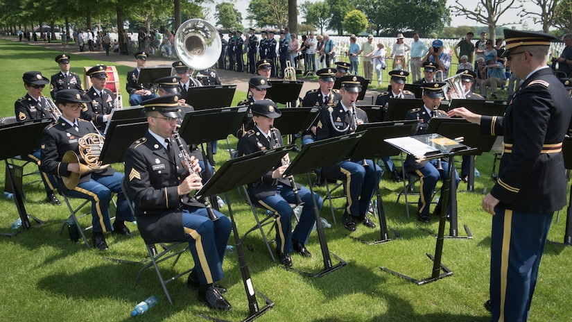 USAREUR Ceremonial Band