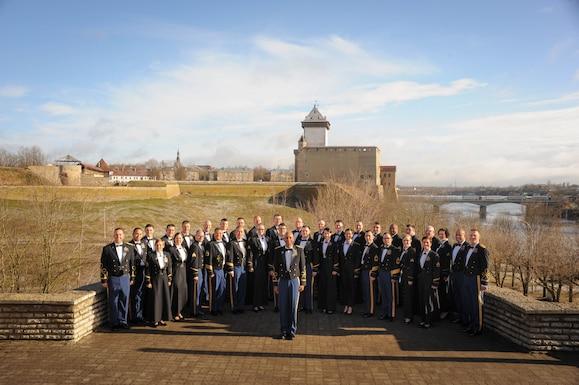 U.S. Army Europe Band and Chorus - Concert Band