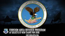 Foreign Area Officer Program chooses 57 new cadre