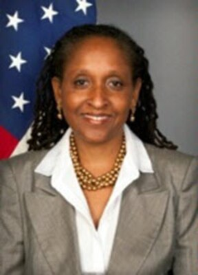 Ambassador Makila James, Director, ISMO