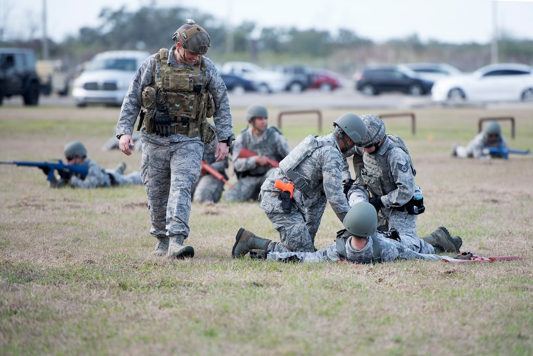 MacDill Airmen maintain mission readiness