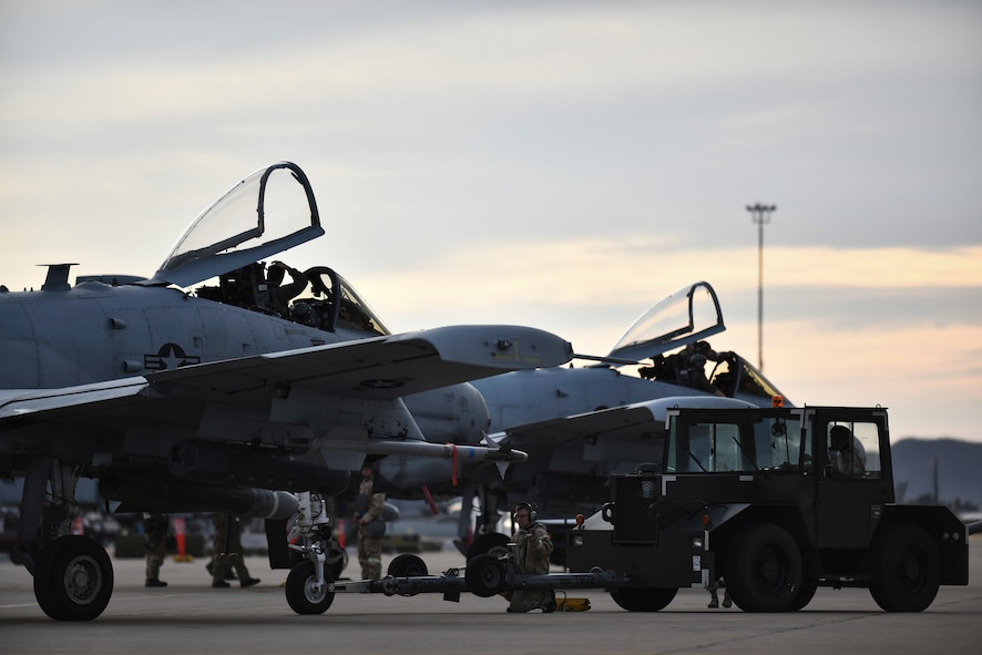 D-M executes Cactus Flag 18-02 readiness exercise