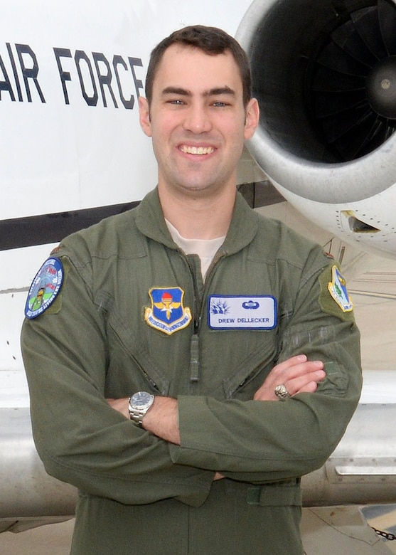 One person with aircraft in background