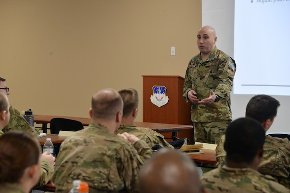 The 341st Security Forces Group at Malmstrom is empowering their NCOs to lead their Airmen through a leader led program.