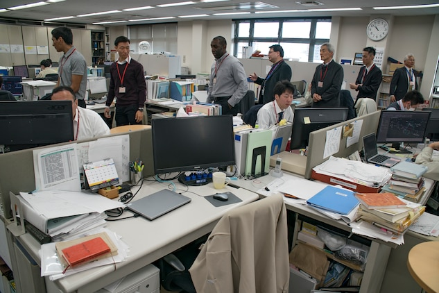 DPRI, M.C. Perry students collaborate with Hiroshima engineering consultants