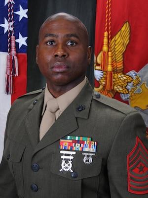 Sergeant Major, 4th Assault Amphibian Battalion