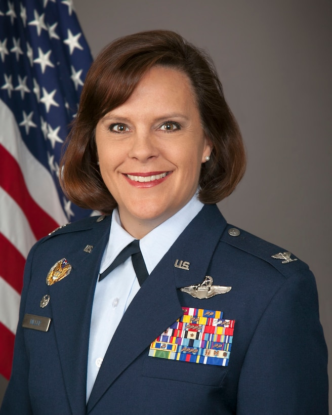 179th Airlift Wing Commander