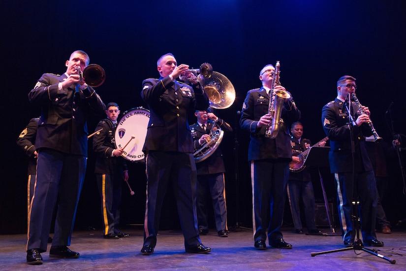 USAREUR Dixieland Band