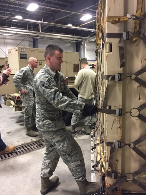 30 APS supports Fort Drum in deployment efforts