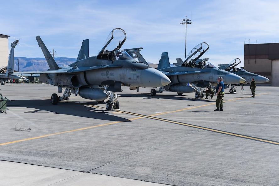 Holloman hosts Royal Canadian Air force