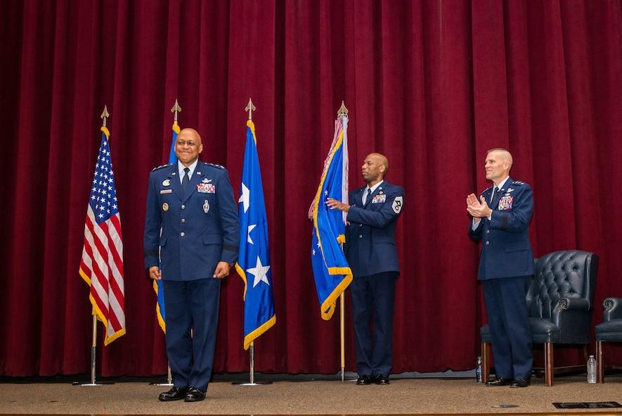 Lt. Gen. Cotton assumes command of Air University