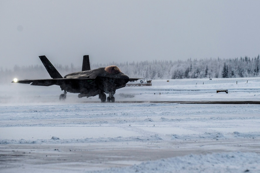 Battlefield Airmen integrate with F-35, improve air ground dominance