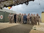 DLA Distribution Sigonella military meets with Spanish partners