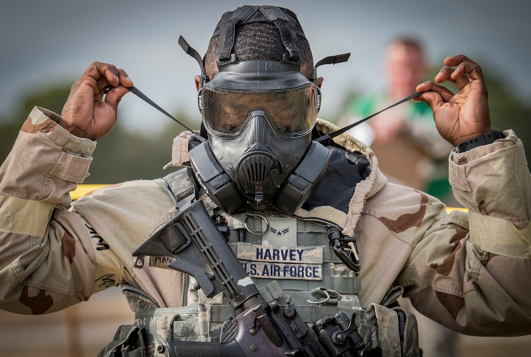 Airmen participate in exercise at Eglin