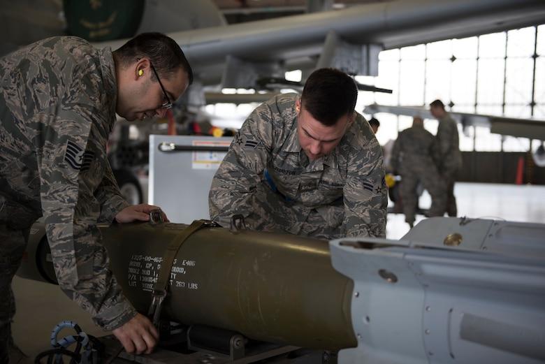 363 TRS Armament