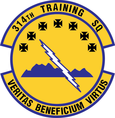 314th Training Squadron