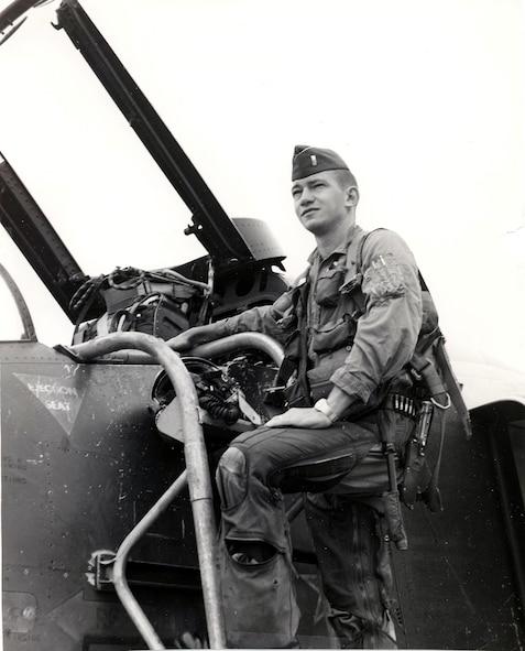 "Retired Lt. Col. James ""Robbie"" Robinson Jr."