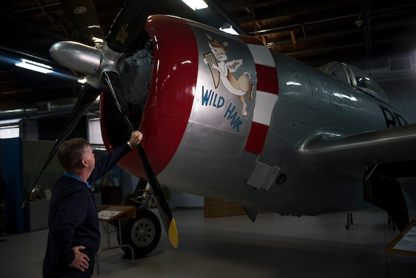 P-47, Thunderbolt, WWII, Museum, History