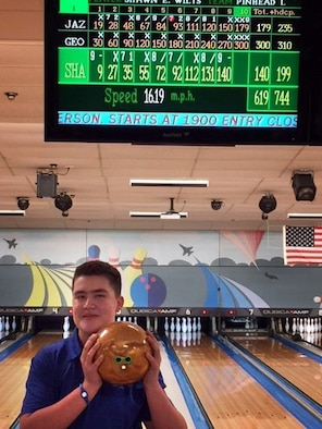 Father, son bowl perfect games