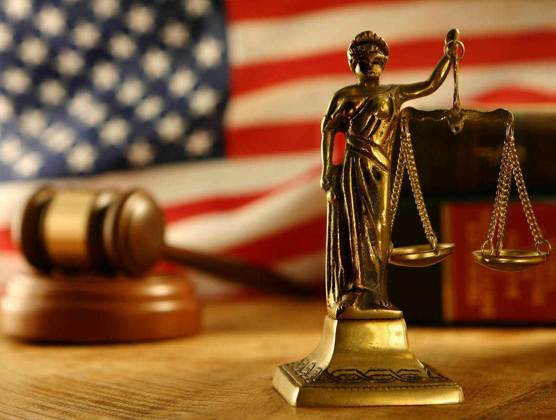 The U.S. Congress enacted a federal statute that states a member of the armed forces can't be required to serve on a state or local jury if the secretary of the service involved determines that jury service would unreasonably interfere with the performance of the member's duties or would adversely affect the readiness of the unit, command or activity to which the member is assigned. (Courtesy Photo)