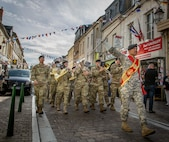 USAREUR Marching Band