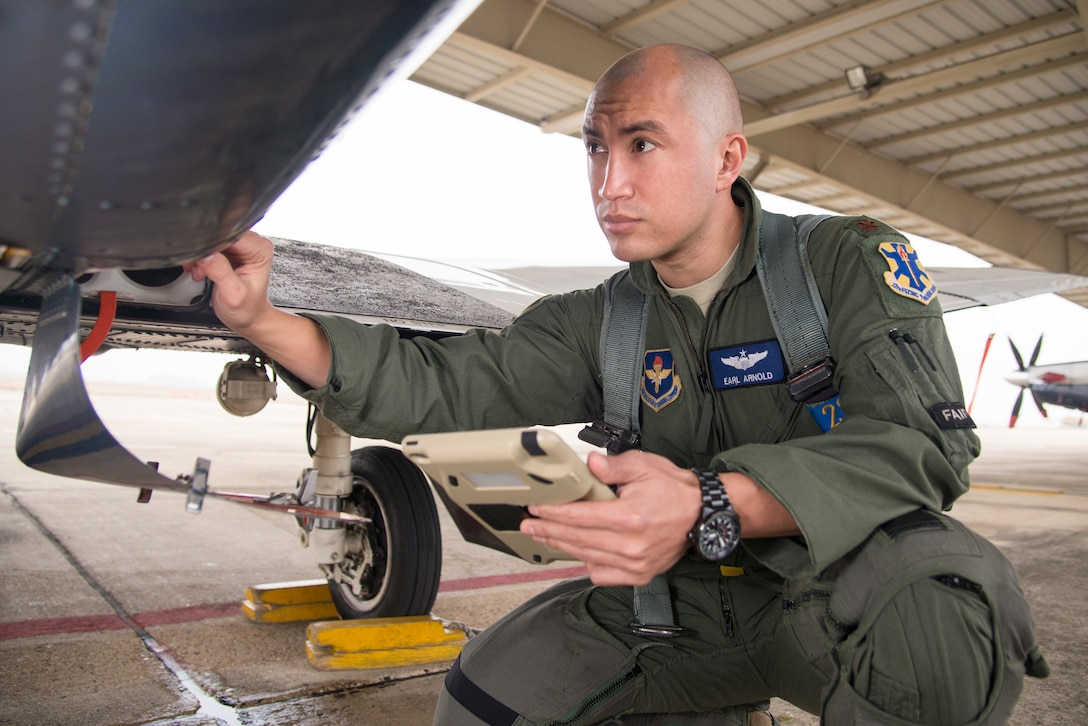 Aircrews throughout Air Education and Training Command will soon be benefiting from a test program spearheaded by Joint Base San Antonio-Randolph's 12th Operations Group that will improve information management in the cockpit.