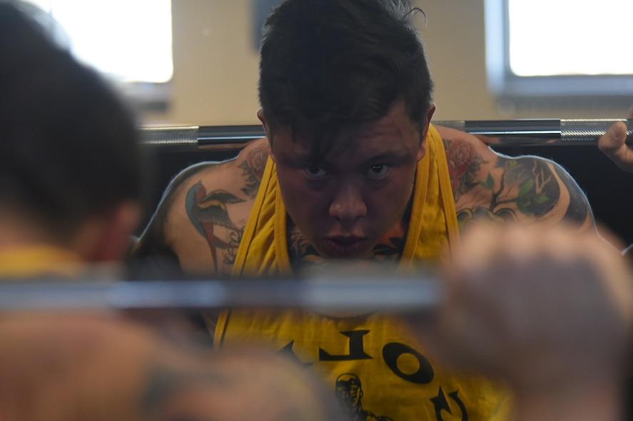 weight bodybuilder