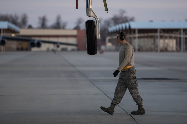 Fueling the flight line