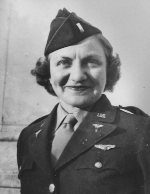 1st Lt. Aleda E. Lutz