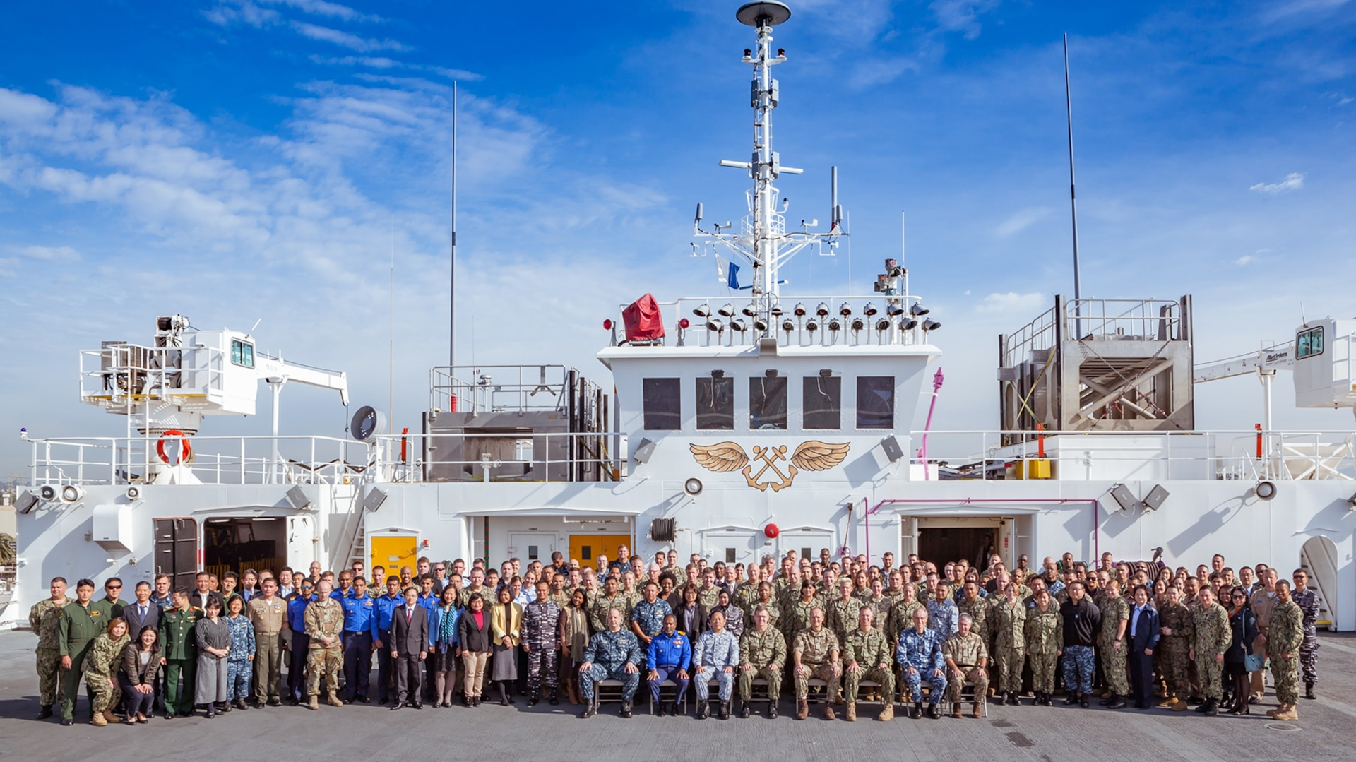 Pacific Partnership Mission Prepares to Enhance Disaster Response Cooperation, Strengthen Ties in Indo-Asia-Pacific