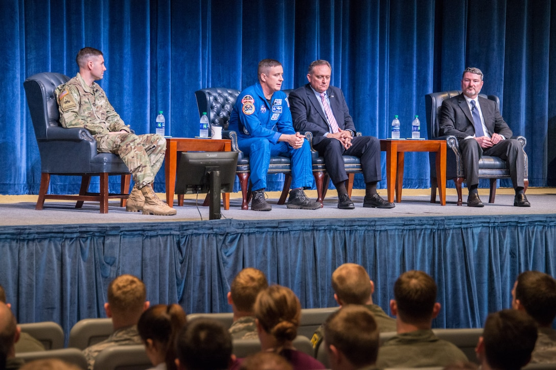 Maxwell hosts Space Symposium