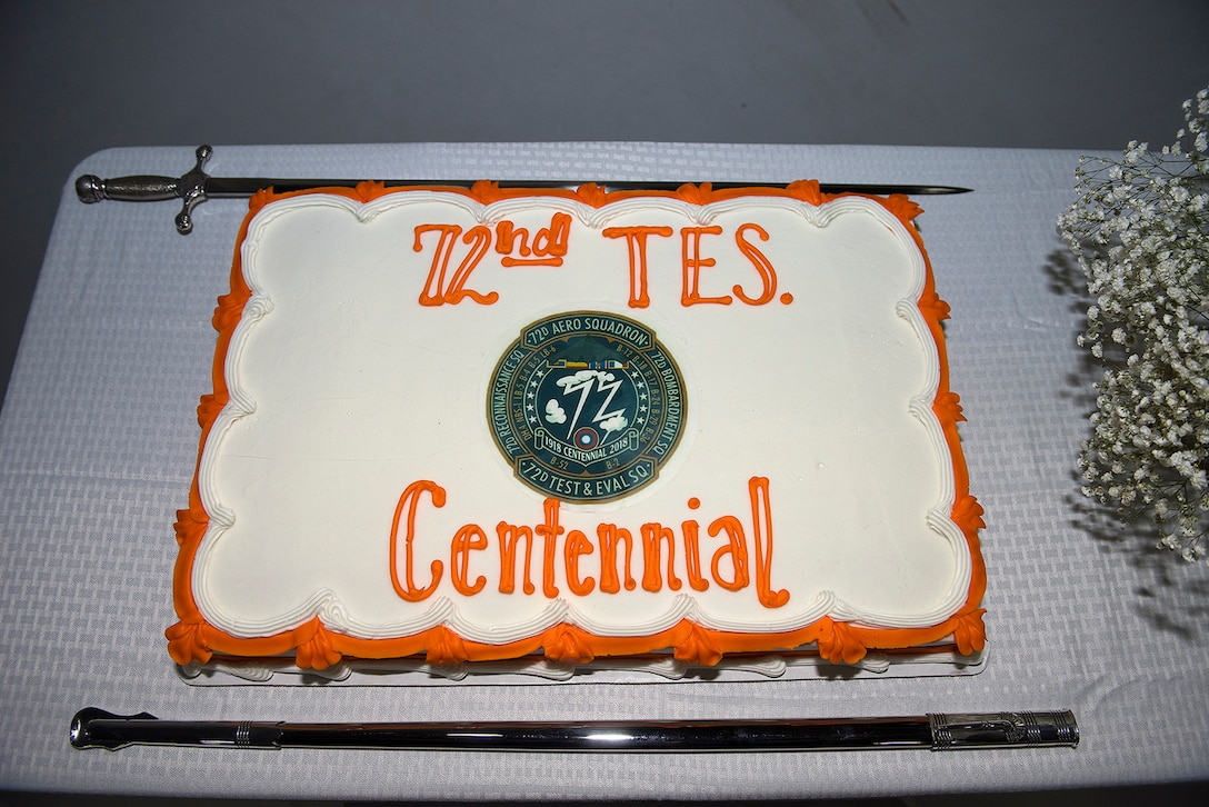 72d TES centennial celebration