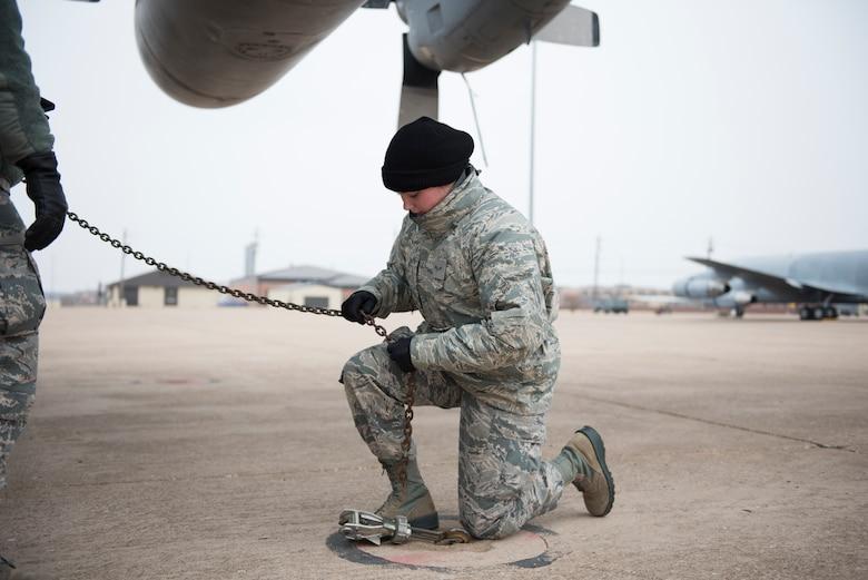362 TRS Crew Chief Training