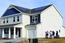 Fort Riley Community to benefit from Corvias family housing solar panel program