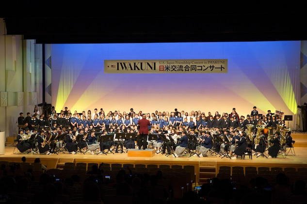 U.S.-Japan Friendship Concert showcases harmony between two nations