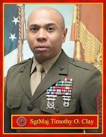 SgtMaj Clay