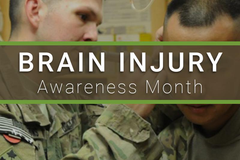 Brain Injury Awareness Month 2018