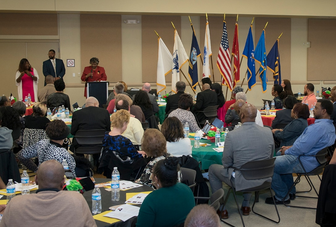 Carter G. Woodson Awards luncheon recognizes outstanding federal employees
