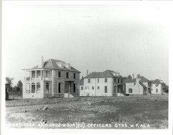 Maxwell Field houses