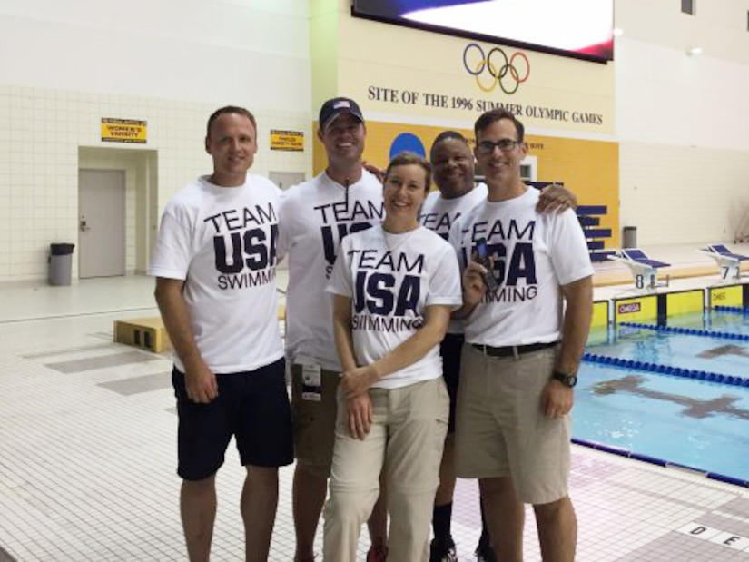 Military Sports Medicine Doctors Support Olympic Athletes Air