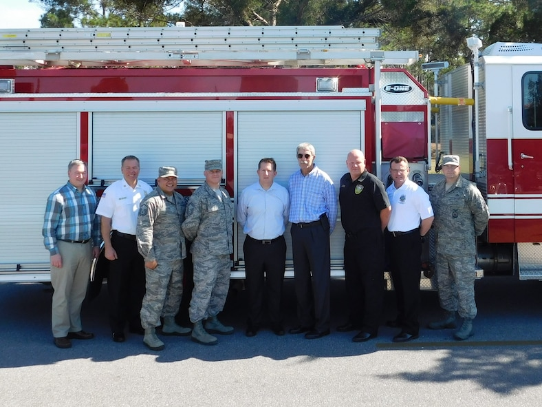 Air Force Fire Emergency Services Strategic Plan