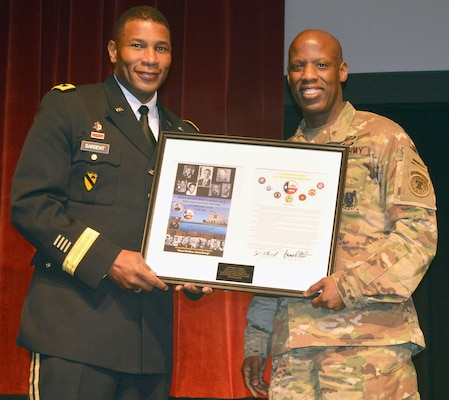 5th Recruiting Brigade Hosts Black History Month