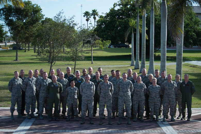 During the week of February 5-9, commanders and command chief master sgts. from across 10th Air Force traveled to Homestead Air Reserve Base, Florida, for the annual 10th Air Force Commanders and Command Chiefs Conference. This year the conference heard briefings on leadership, multi-domain command and control, budget and many other topics. They also discussed Tenth Air Force priorities, annual awards packages and operations plans.