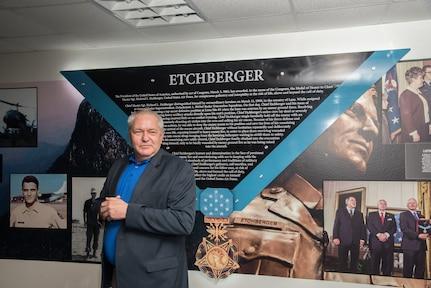Etchberger flight room