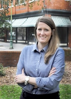 """Mississippi native and Auburn University Alumni Laura """"Beth"""" Williams is one of the faces working behind the scenes on the Corps' $973 million Savannah Harbor Expansion Project."""