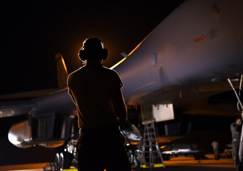 7th AMXS works around the clock