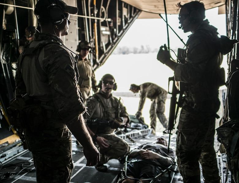 Tactical medical response training at Cobra Gold 2018